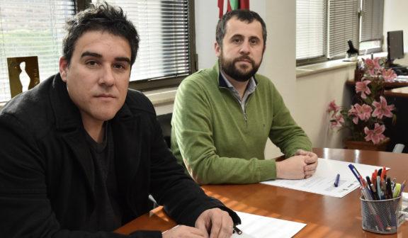 Baskegur y Osalan unen sus esfuerzos para mejorar la prevención de riesgos en el sector forestal