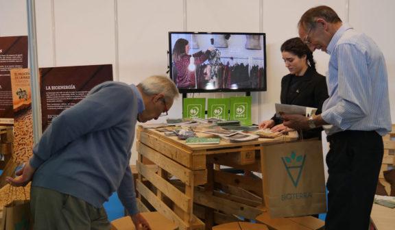 Baskegur acude a Bioterra con una doble propuesta