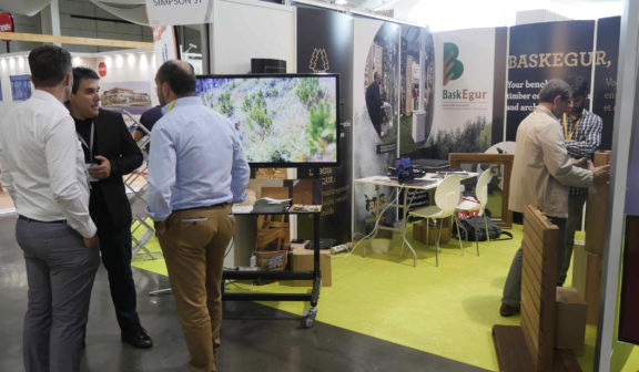 Baskegur en foros internacionales