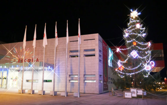 Baskegur celebra la Navidad en Ficoba