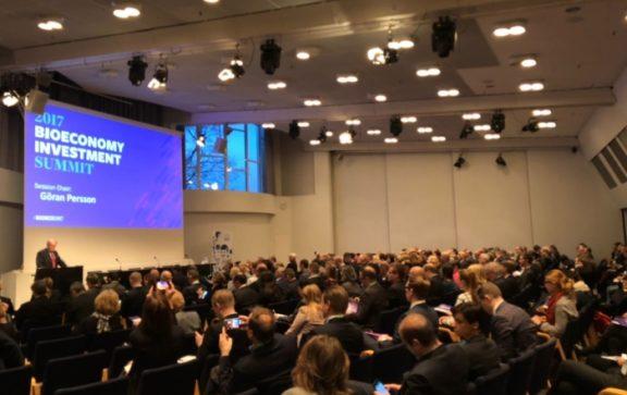 Baskegur acude al Summit de Helsinki, la gran cita europea por la bioeconomía