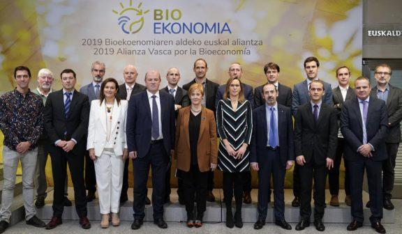 Baskegur presente en la Alianza Vasca por la Bioeconomía