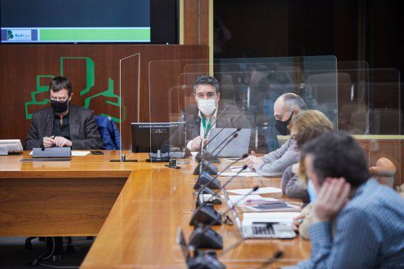 Baskegur y la Confederación de Forestalistas de Euskadi realizan aportaciones a los proyectos de ley de Administración Ambiental y de Conservación del patrimonio natural de Euskadi.