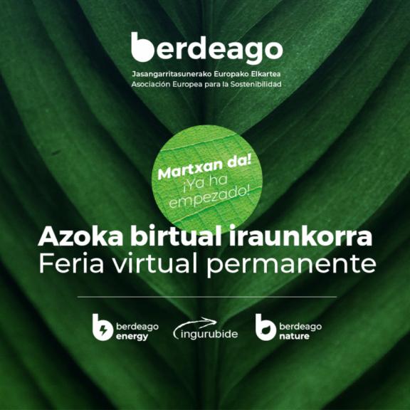 Baskegur destaca la apuesta del sector forestal-madera vasco por la sostenibilidad en una edición online de Berdeago