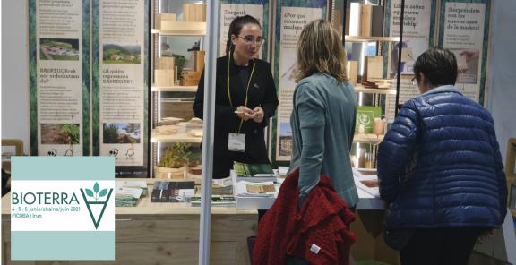 Baskegur presenta en Bioterra su apuesta por la bioeconomía